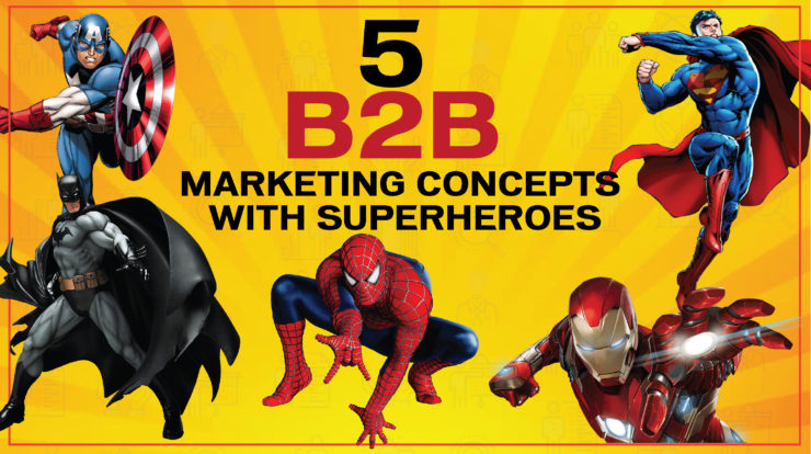 B2B Marketing Concepts