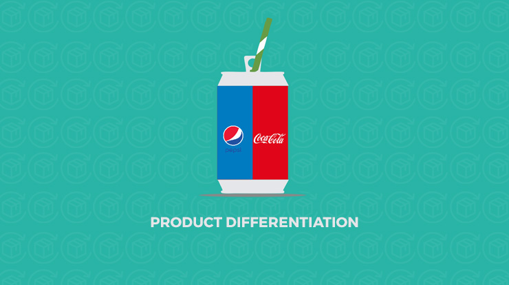Product Differentiation is the Secret Ingredient (Pepsi vs