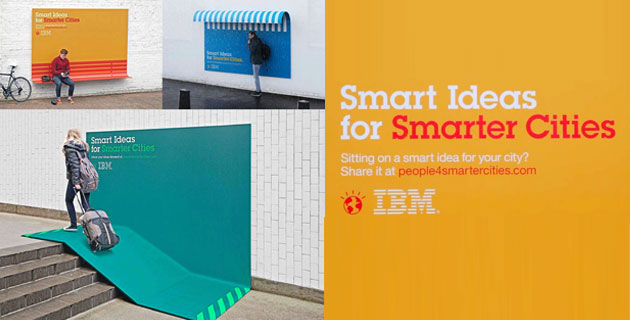 Brand Personality - IBM Smart Cities Ad