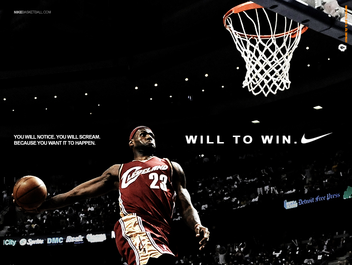 Brand Personality - Nike Lebron Ad