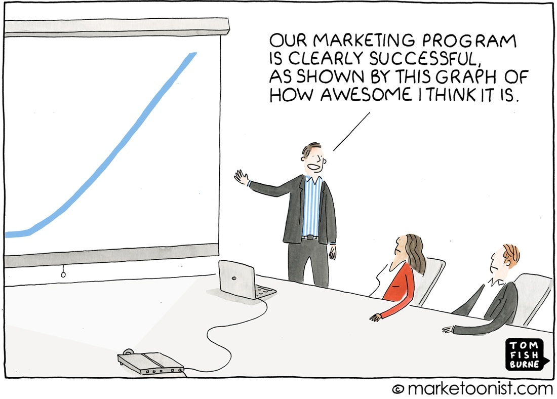 Marketrs justify sales - Marketing Metrics