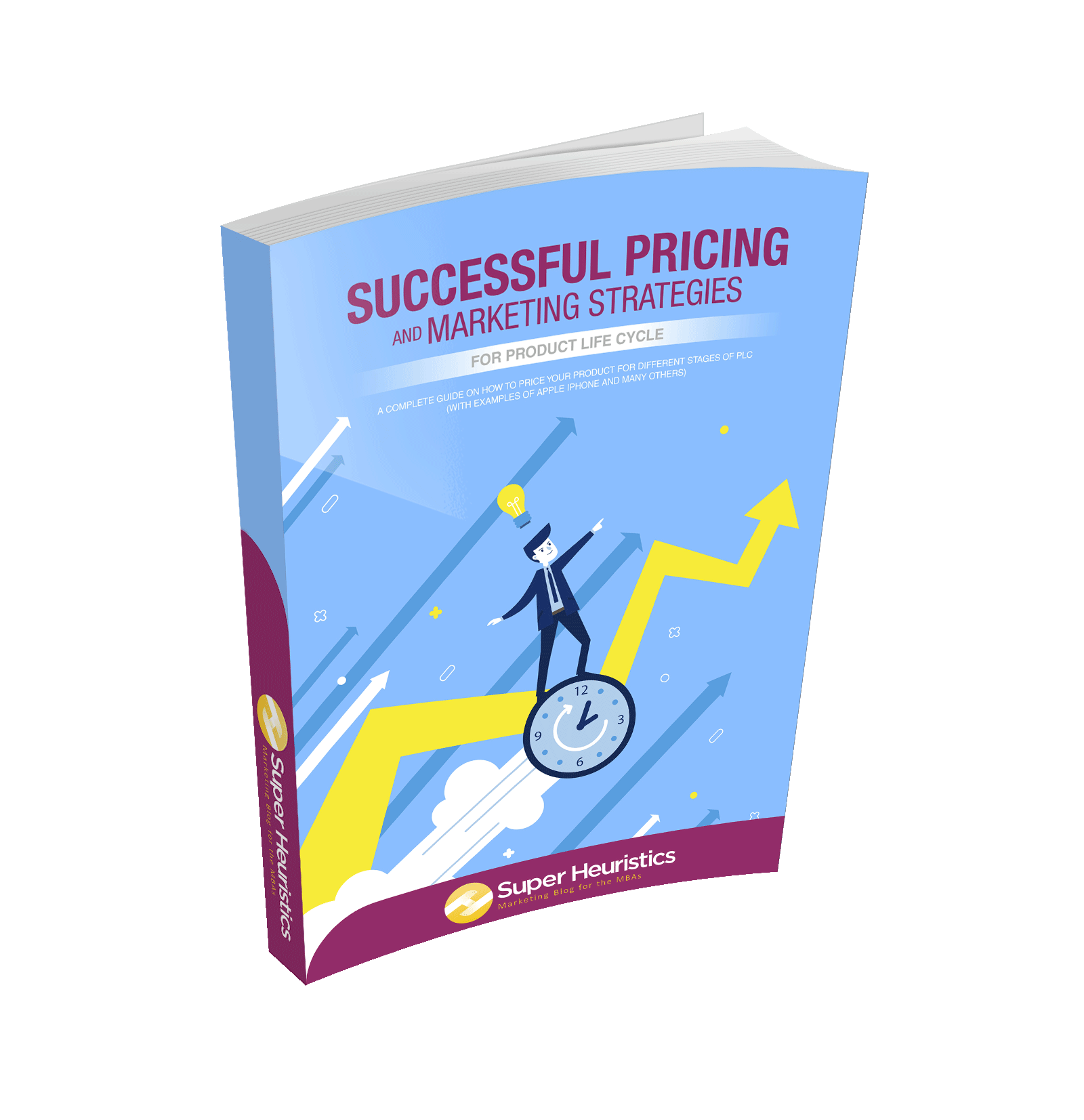 Product Life Cycle Free Marketing Ebook