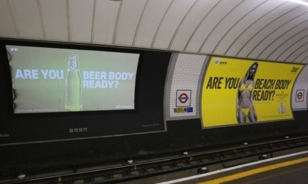 just blew it - carlsberg ad