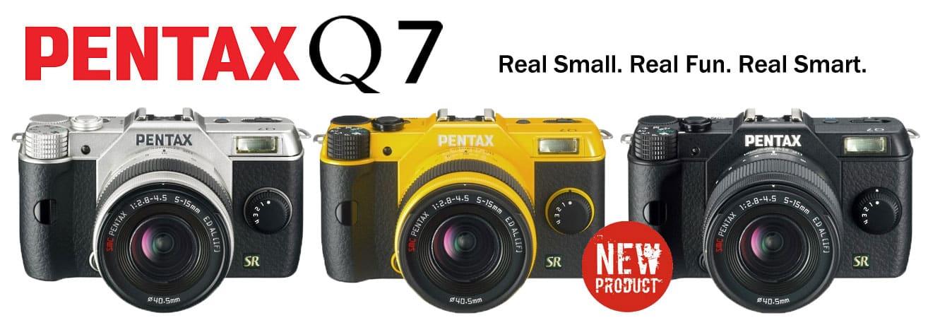 pentax- camera brands
