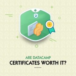 DataCamp certificates worth it-min