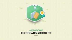 DataCamp certificates worth it-min