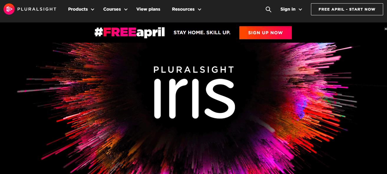 Pluralsight Iris