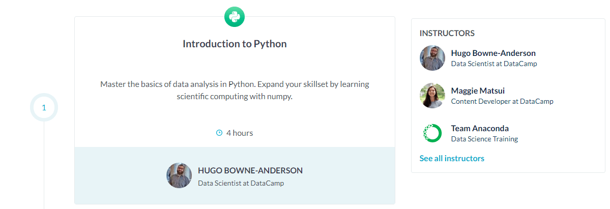 5 - Introduction to Python
