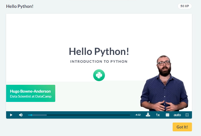 8 - Hello Python Video