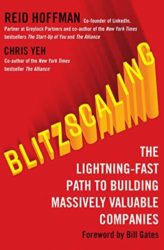 Blitzscalling