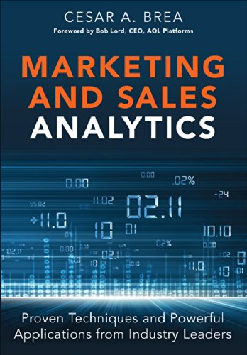Marketing and Sales Analytics