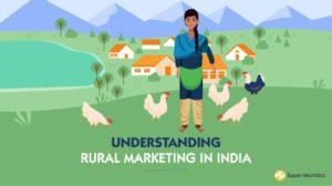 Rural marketing strategy