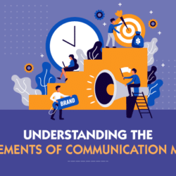 Communication mix elements