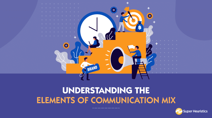 Communication mix elements