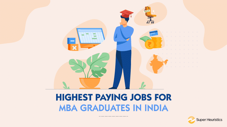 highest paying jobs for MBA graduates