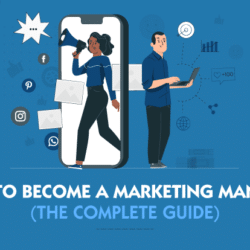 How to become a marketing manager?