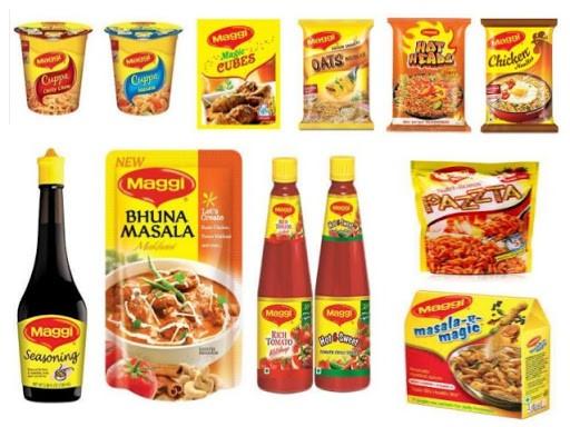 Maggi brand products