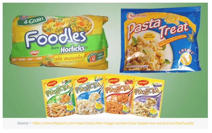 Foodle noodles