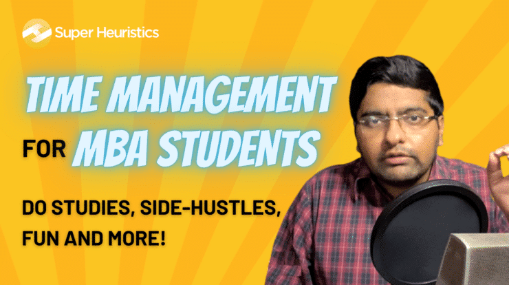 Time Management for MBA Students