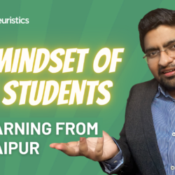 Mindset of MBA students