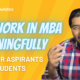 How to network in MBA