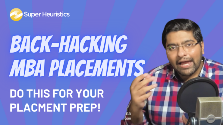 Back Hack MBA Placements